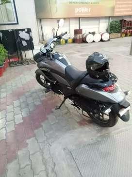 Brand new condition Suzuki intruder