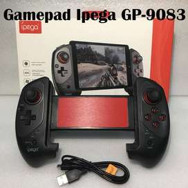 COD Gamepad Ipega Pg-9083 Bluetooth Wireless Joystick Android Iphone