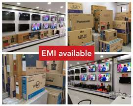 EMI available TV showroom Yes Electronics big offers all Led TV's