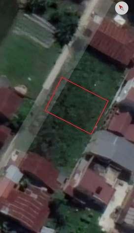Dijual! Tanah Kosong 10 x 17 m, SK Camat, Rp. 80.000.000, Lubuk Pakam.