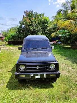 Dijual Suzuki Katana 94 body asli