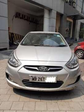 Hyundai Verna Fluidic 1.6 VTVT SX Automatic, 2015, Petrol