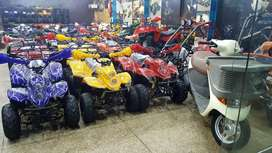 VERITY OF ATV QUAD BIKE 49 cc 249 cc in Reconditioned/Brand new 4 sell