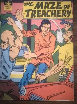 Vintage comics Indrajal Amar chithra Katha archive