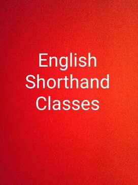 English Stenography Classes
