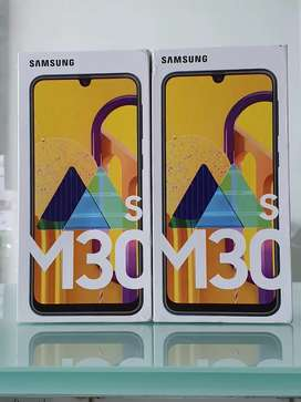 Samsung M30s 4/64 6/128gb all color available