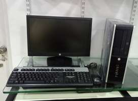 HP Core i5 3rd Gen Computer Set - 1 Year Warranty