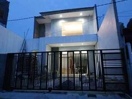 Dijual Rumah Baru Minimalis di Komplek DPR RI Atas Kebon Jeruk