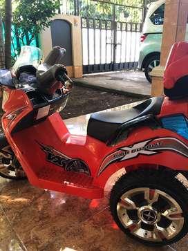 Mainan Motor Aki