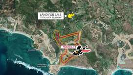 FOR SALE : LAND FOR VILLA, RESORT OR HOTEL IN VERY STRATEGIC LOCATION