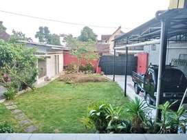 Rumah Tanah Luas Type 202/468 Dekat Candi Sambisari di Kalasan