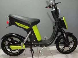 Sepeda Listrik Mr.JACKY VIALES Siap Pakai