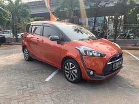 Mobil88 Buaran Toyota Sienta V 2017 Matic Astra Service Record