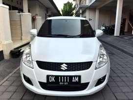 Swift GX th 2013 Putih