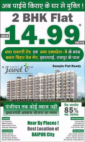 Affordable flat