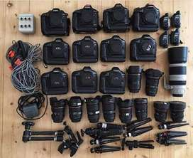 DSLRs on rent in chandigarh tricity at an impressive rate