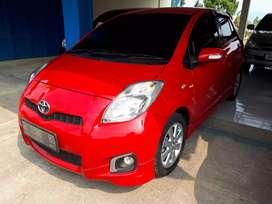 Toyota Yaris E MT 2012