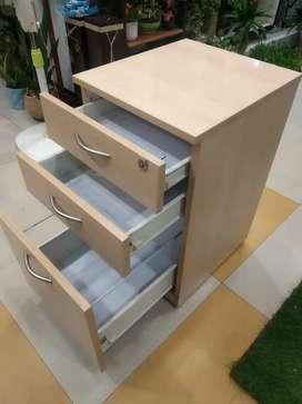 NEW UNUSED Office Side Storage Table