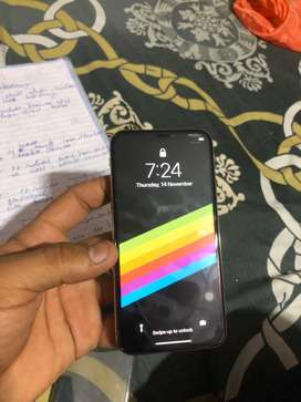 Iphone xs gold 256 gb