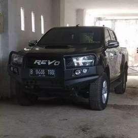 Bumper hilux revo model Arb custom  triton ranger pajero fortuner
