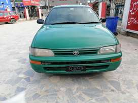 Corolla GL in mint condition