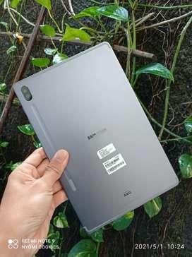 Samsung Tab S6 resmi sein