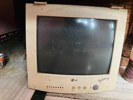 LG CRT Monitor