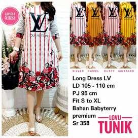 Long Dress LV import