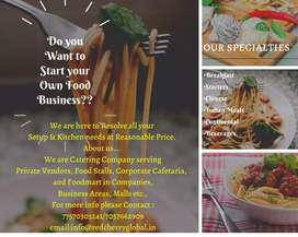 Want to Start your Food Business