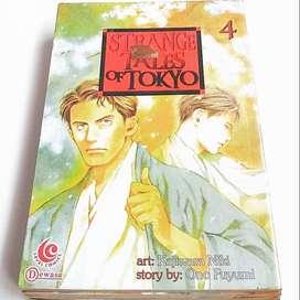 Komik Strange Tales Of Tokyo 1-4 Tamat