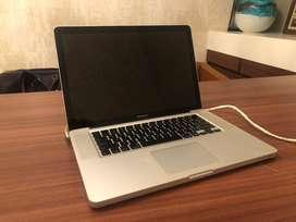 Mac Book Pro 15.4 inch