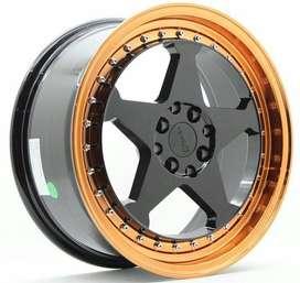 tracklitewheel r17x75/85 hole 8x100-114,3 hsr