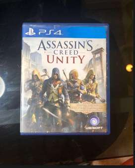 Game PS 4 Assassins Creed Unity