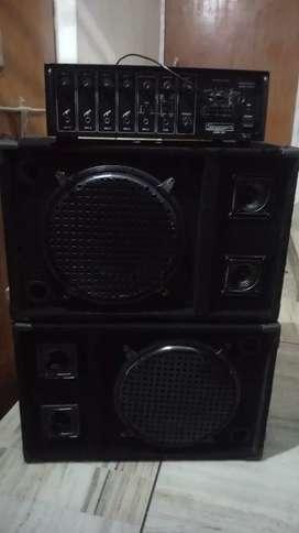 "Strengher 250 watt 12"" speaker"