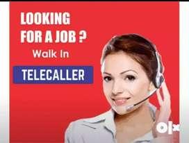 Female Telecaller Needed