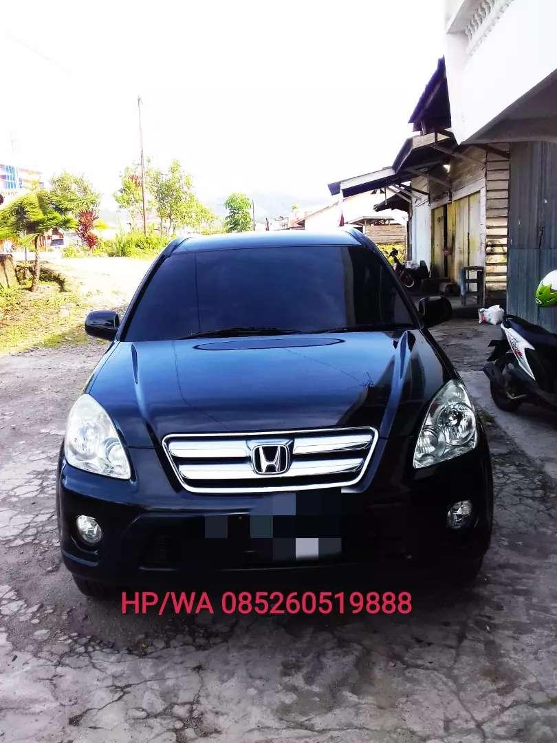 HONDA CRV 2006 2.0 i-VTEC A/T Hitam 0