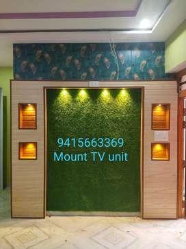 PVC Panel & PVC False Ceiling, Customize Wallpaper, 3D wallpaper