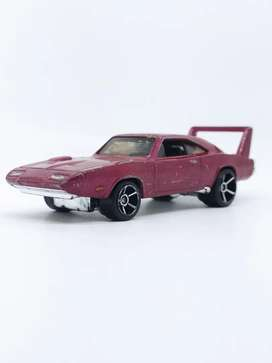 HOTWHEELS DODGE CHARGER FAST & FURIOUS EDITION LOOSE