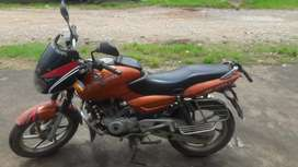 Less than Rs. 15000 for Bajaj pulsar 150 with self start