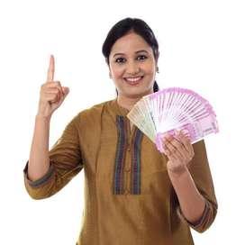 Indian female Home Base Tele calling Job