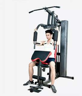 Alat olahraga home gym kokoh anti gores ready 18