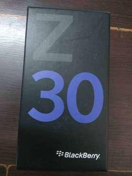 RANCHI - NEW BLACKBERRY Z30 4G MODEL