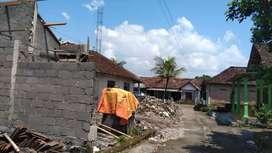 Dijual rumah proses bangun timur Kaliurang 10 Saren Wedomartani Yogya