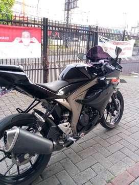 Suzuki gsxr 150 keyless