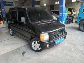 [OLX Autos] Suzuki Karimun 1.0 GX Bensin 2002 MT Hitam #MJ Motor