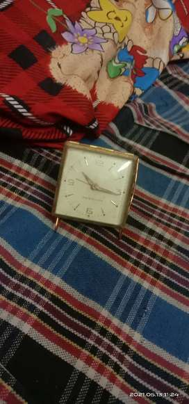 Antique key wounded watch