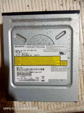 sony dvd/cd rewritable drive dru 170c