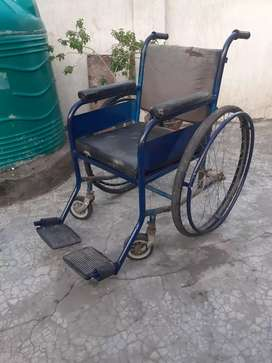 Wheelchair strong iron 1200 rs.
