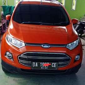 Ford ecosport type tertinggi titanium