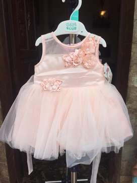 7 Baby dresses (Unused)  (MAKE AN OFFER)